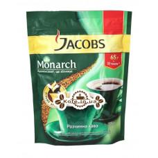 Кава Jacobs Monarch розчинна 65 г економ. пак.