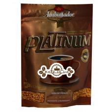 Кофе Ambassador Platinum растворимый 120 г эконом. пак. (8719325127621)