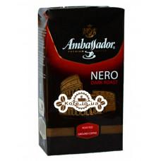 Кава Ambassador Nero мелена 225 г