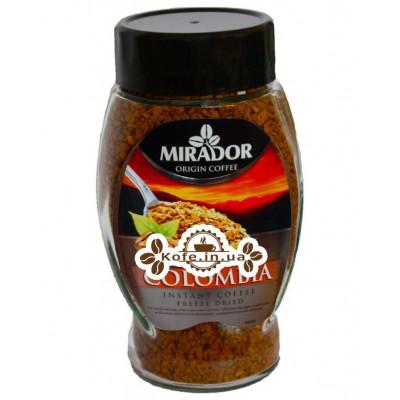 Кофе Mirador Colombia растворимый 100 г ст. б. (5904277117353)