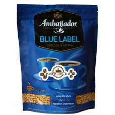 Кофе Ambassador Blue Label растворимый 60 г эконом.пак. (8719325127461)