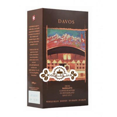 Кофе Badilatti Davos 250 г зерновой