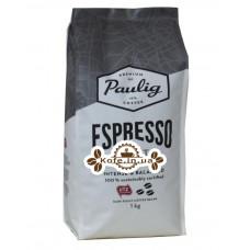 Кофе Paulig Espresso Barista зерновой 1 кг (6411300154470)