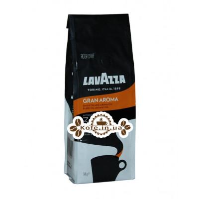 Кава Lavazza Gran Aroma Medium Roast мелена 340 г (8000070075245)