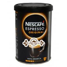 Кава Nescafe Espresso Original розчинна 95 г ж / б (7613034870940)