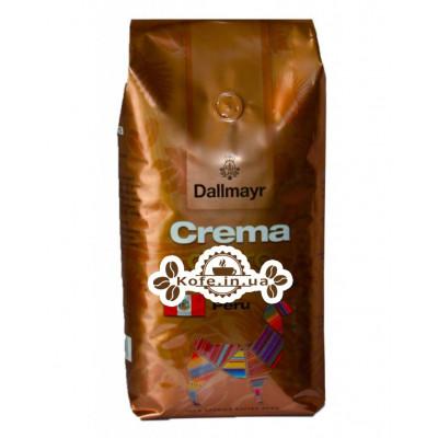 Кава Dallmayr Crema d'Oro Selection Des Jahres Peru зернова 1 кг (4008167035503)