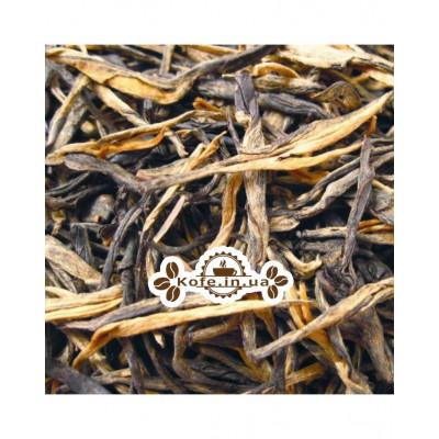 Золоті Голки чорний елітний чай Чайна Країна
