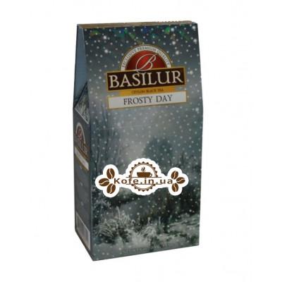 Чай BASILUR Frosty Day Морозний День - Морозна 100 г к / п (4792252928121)