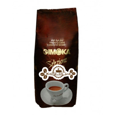 Кофе GIMOKA Selezione Bar зерновой 3 кг