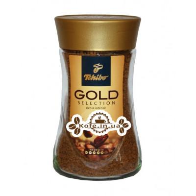 Кава Tchibo Gold Selection розчинна 100 г ст. б. (4046234767599)