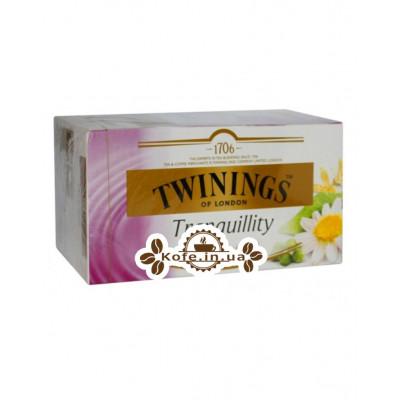 Чай TWININGS Tranquillity Липа Ромашка 20 х 1,5 г (070177231972)