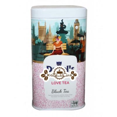 Чай Daniel's Love Tea Black Tea 100 г ж / б (4796017690544)