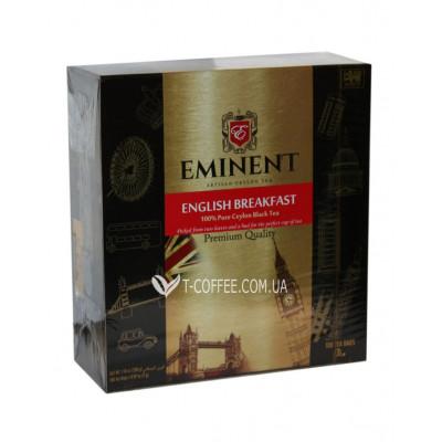 Чай EMINENT English Breakfast Англійський сніданок 100 х 2 г к / п
