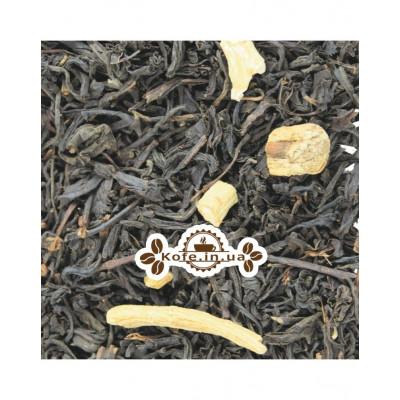 Корінь Життя чорний ароматизований чай Світ чаю