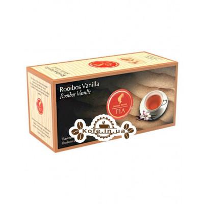 Чай Julius Meinl Rooibos Vanilla Ройбуш Ваніль 25 х 2 г (9000403822880)
