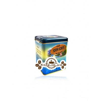 Голубая Лагуна зеленый классический чай Чайна Країна 100 г ж/б.