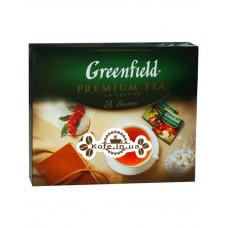 Чай Greenfield Premium Tea Collection 24 Varieties Преміальна Колекція 24 Віда 96 х 2 г (4823096806105)