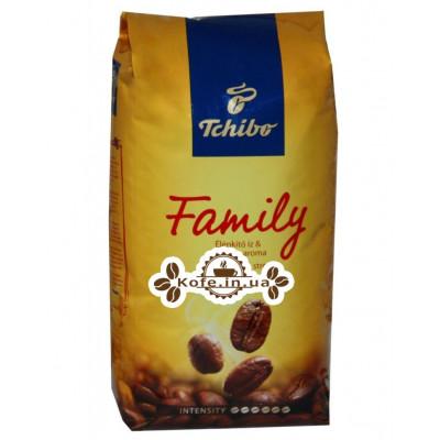 Кава Tchibo Family зернова 1 кг (5997338170718)