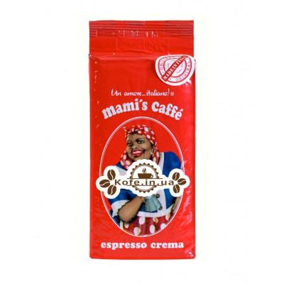 Кофе Mami's Caffe Espresso Crema 250 г молотый