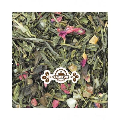 Феерия зеленый ароматизированный чай Світ чаю