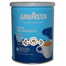 Кофе Lavazza Dek Classico без кофеина молотый 250 г ж/б (8000070011052)