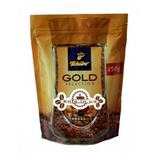 Кофе Tchibo Gold Selection растворимый 150 г эконом. упаковка (4046234821314)
