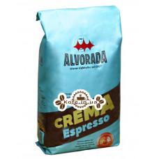 Кава ALVORADA Crema Espresso зернова 500 г (9002517300049)