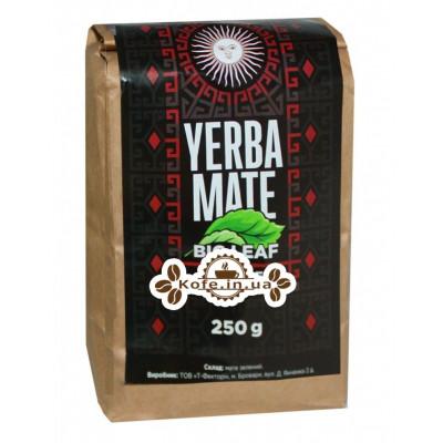 Мате Yerba Mate Big Leaf этнический чай 250 г к/п