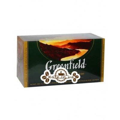 Чай Greenfield Premium Assam Премиум Ассам 25 х 2 г (4823096801247)