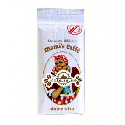 Кофе Mami's Dolce Vita 250 г молотый