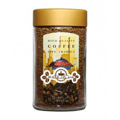 Кофе Manhattan Classic растворимый 100 г ст. б. (5904277112266)