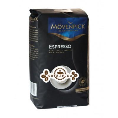 Кофе Movenpick Espresso зерновой 500 г (4006581017020)