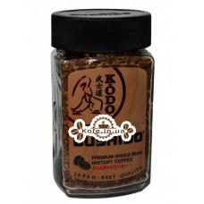 Кава Bushido Kodo цільнозерновий розчинна 95 г ст. б. (5060367340176)