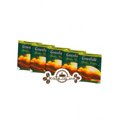 Чай Greenfield Golden Ceylon Цейлон 100 х 2 г економ. упаковка