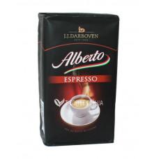 Кофе JJ DARBOVEN Alberto Espresso молотый 250 г (4006581003047)