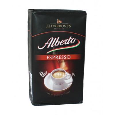 Кава JJ DARBOVEN Alberto Espresso мелена 250 г (4006581003047)