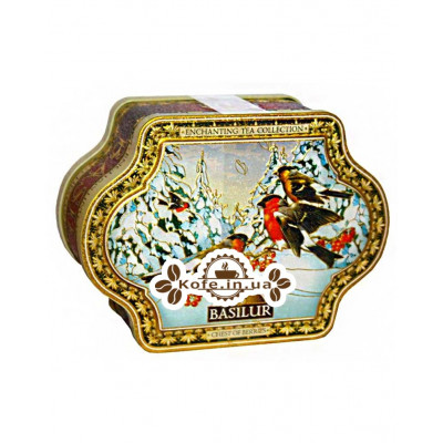Чай BASILUR Chest Of Berries Гроно Ягід - Чарівна Колекція 100 г ж / б (4792252923928)