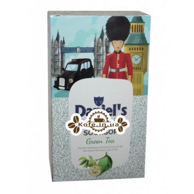 Чай Daniel's Jasmin Green Tea 100 г к/ап(4796017690599)