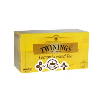Чай TWININGS Lemon Scented Tea Лимон 25 х 2 г (070177010782)