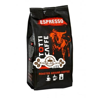 Кава Roberto Totti Espresso мелена 250 г (8718868256386)