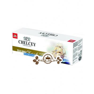 Чай CHELCEY Earl Grey Ерл Грей 25 х 2 г