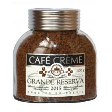 Кофе Cafe Creme Grande Reserva растворимый 100 г ст. б.