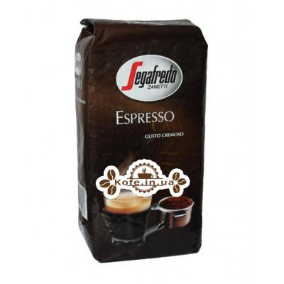 Кофе Segafredo Espresso Casa зерновой 1 кг