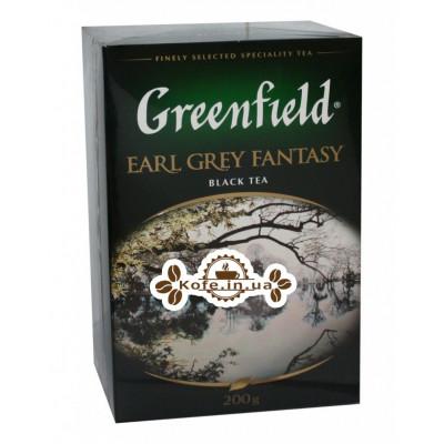 Чай Greenfield Earl Grey Fantasy Ерл Грей 200 г к / п (4823096801018)