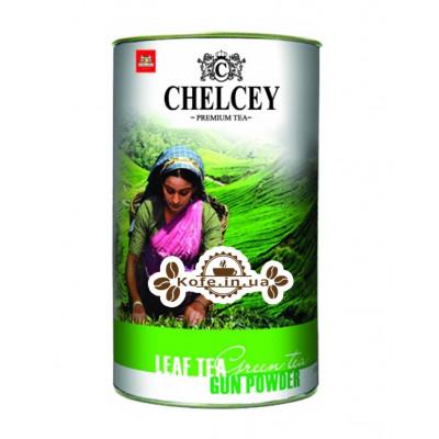 Чай CHELCEY Gun Powder Ганпаудер 100 г к/б