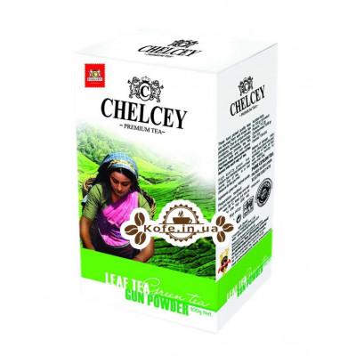 Чай CHELCEY Gun Powder Ганпаудер 100 г к / п (4791052621928)