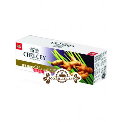 Чай CHELCEY Ginger Імбир 25 х 2 г