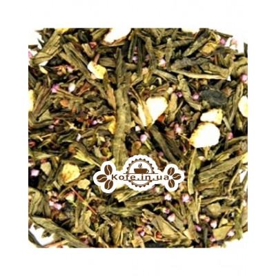 Рецепт Мудрості зелений ароматизований чай Чайна Країна