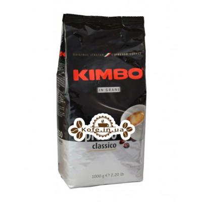 Кава KIMBO Espresso Classico зернова 1 кг