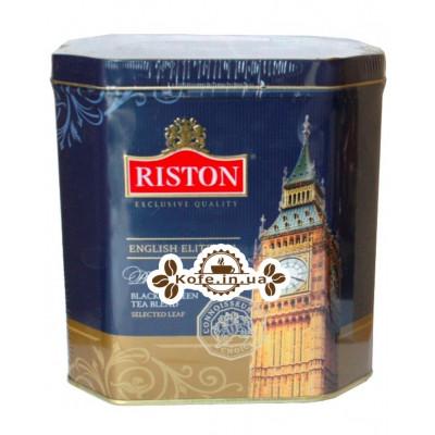 Чай Riston English Elite Елітний Англійська 350 г ж / б